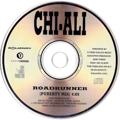 Chi-Ali – Roadrunner (Promo CDS) (1992) (320 kbps)