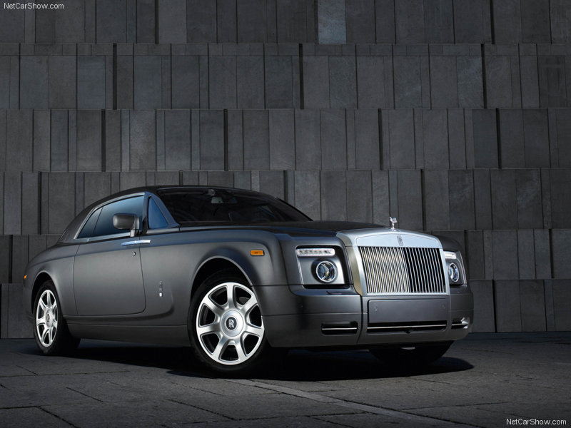 Rolls-Royce Phantom Coupe (2009)
