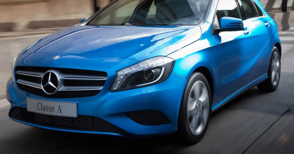 Mercedes-Benz A200: luxo com preço abaixo de R$ 100 mil