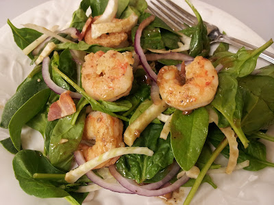 Slimming salads: tips and recipes