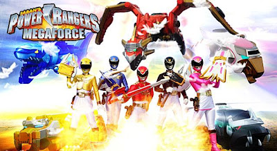 Power Rangers Megaforce Cast Revealed