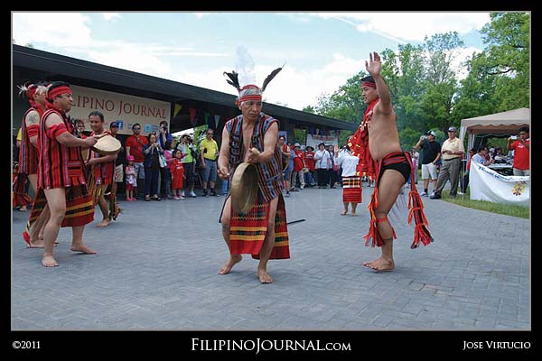 the flight of the igorot to canada and the start of the
