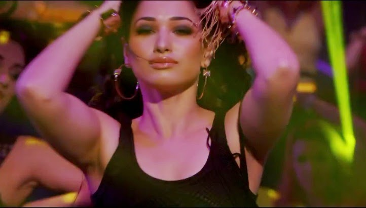 Tamannaah Bhatia Hots Sexy Photoshot In Dancing It's Entertainment Movie