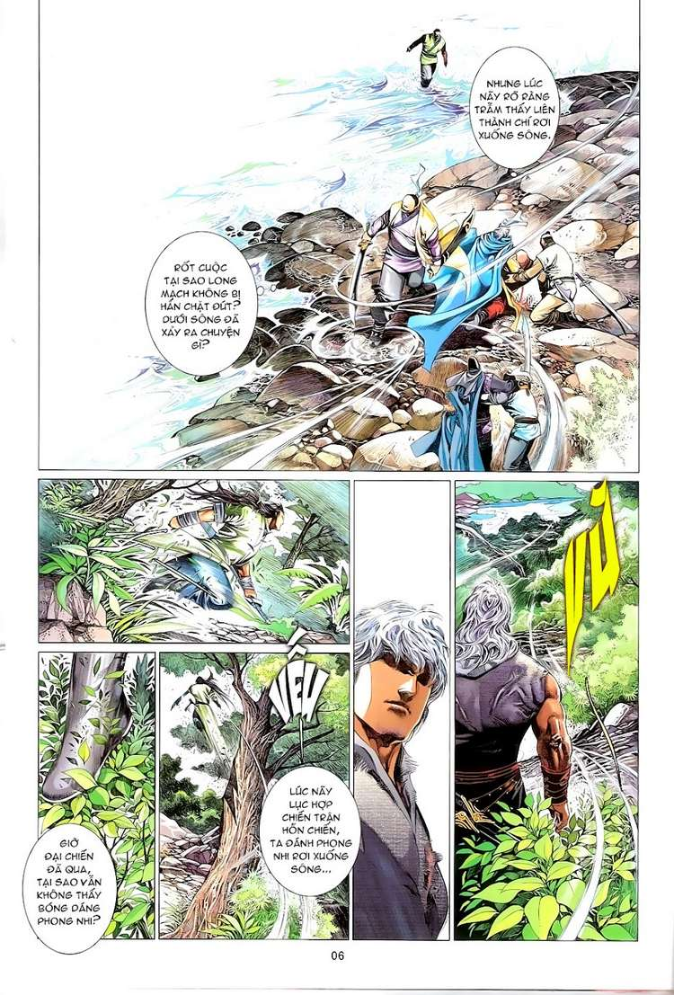 Phong Vân chap 628 Trang 6 - Mangak.info