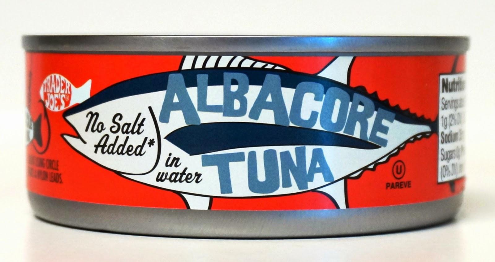 Exploring trader joe 39 s trader joe 39 s albacore tuna for Trader joe s fish
