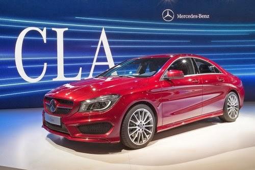 CLA - ngòi nổ của Mercedes - Benz