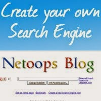 Create Your Own Google Type Search Engine logo
