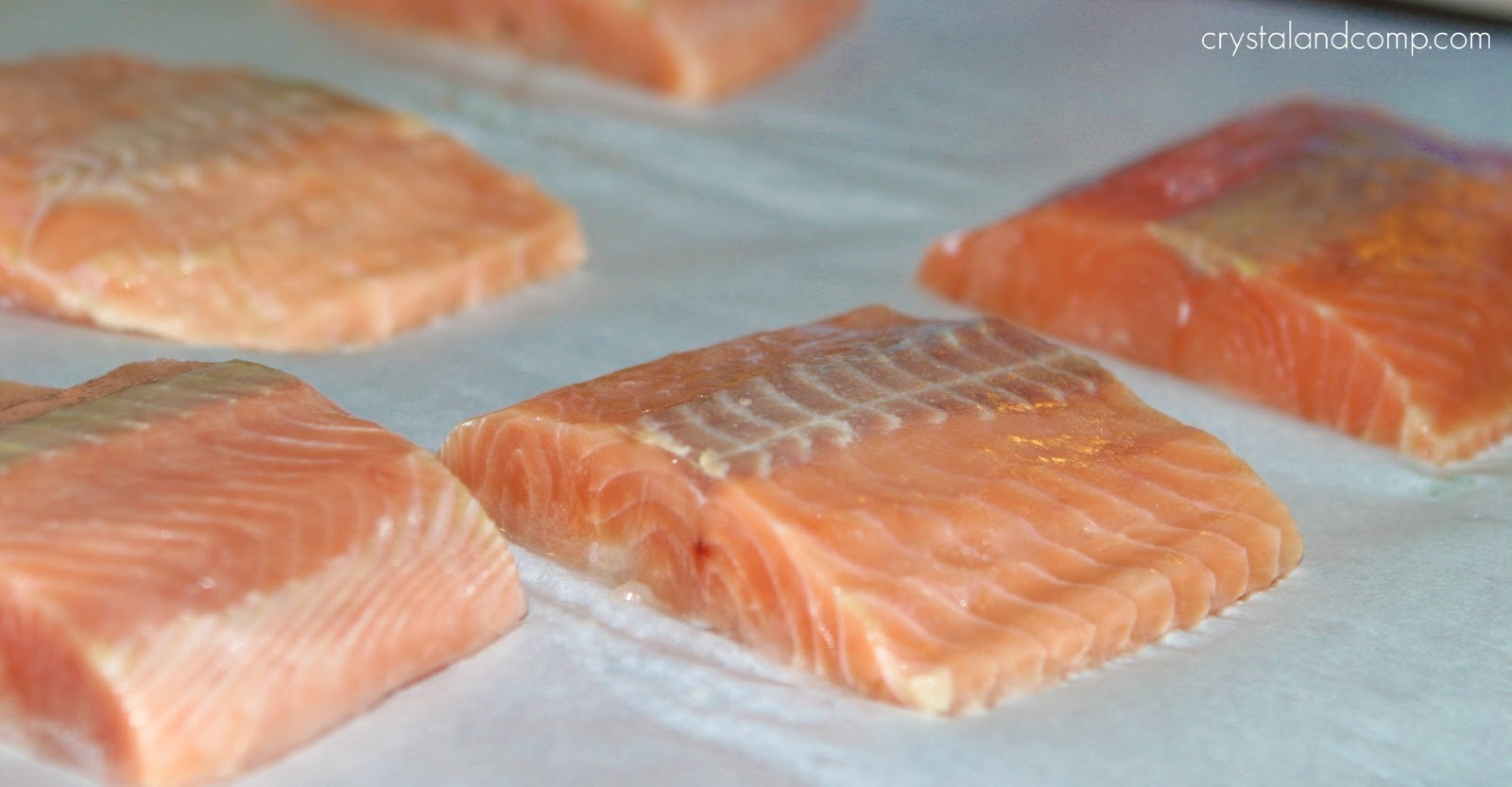 how to cook a whole frozen salmon in the oven