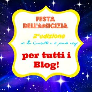 Hai un Blog? Partecipa alla festa!