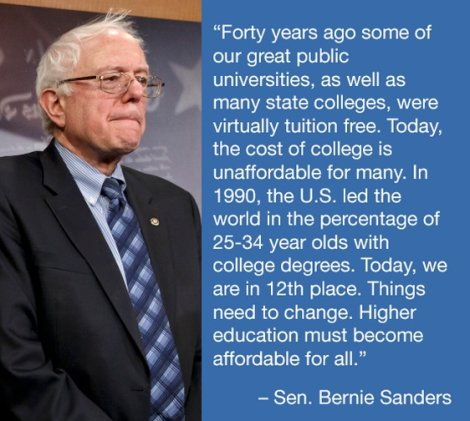 Sanders vs. Clinton: Who Has the Best Plan for America's College Students