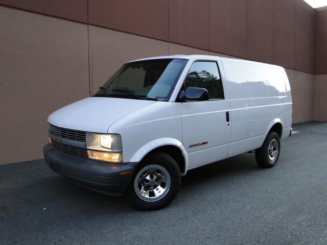 2001 Chevrolet Astro - User Reviews - CarGurus