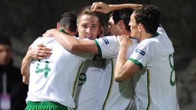 Andorra 0 - 2 Rep. of Ireland