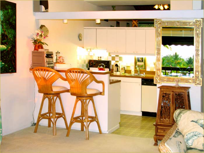 Kitchen With Island Design