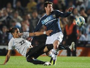 Perempat Final, Copa America 2011, Argentina Dikalahkan Uruguay, Adu Penalti, Carlos Tavez, Biang kekalahan Argentina