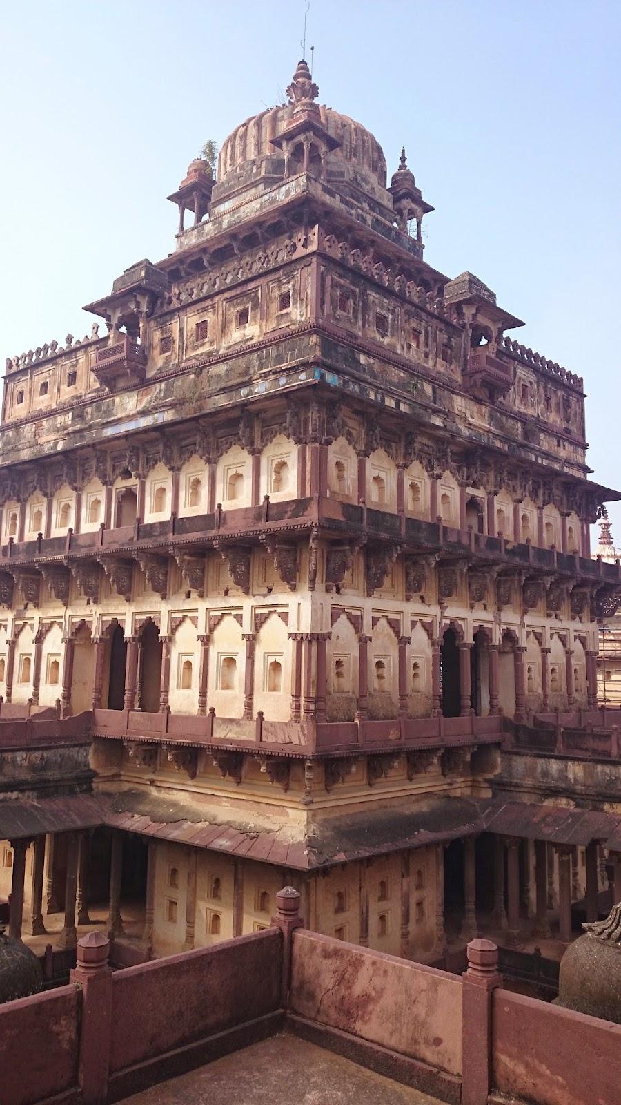 Trip to Datia Palace(Govind Mahal), Datia, Madhya Pradesh ...