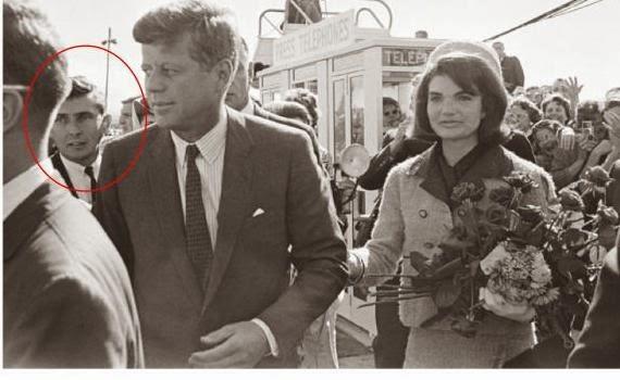 PRS AGENT GLEN BENNETT ON 11/22/63