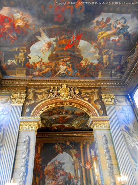 The Painted Hall - Greenwich - London