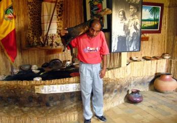 Museo Étnico de Lamas