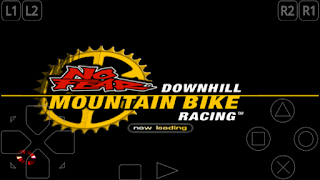 Downhill ps1 example game for ePsxe