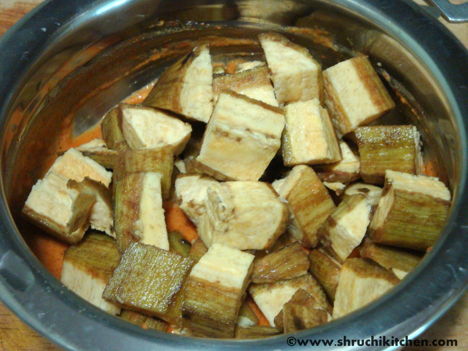 how to make batter for deep frying bananas