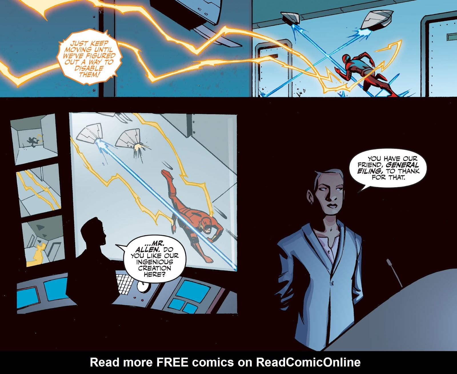 The Flash: Season Zero [I] Issue #16 #16 - English 10