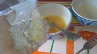 croquetas con cebolla