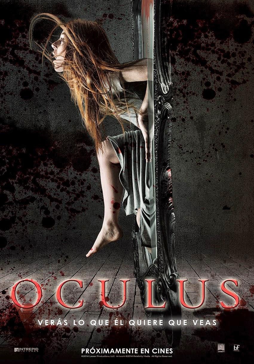 oculus movie 2014