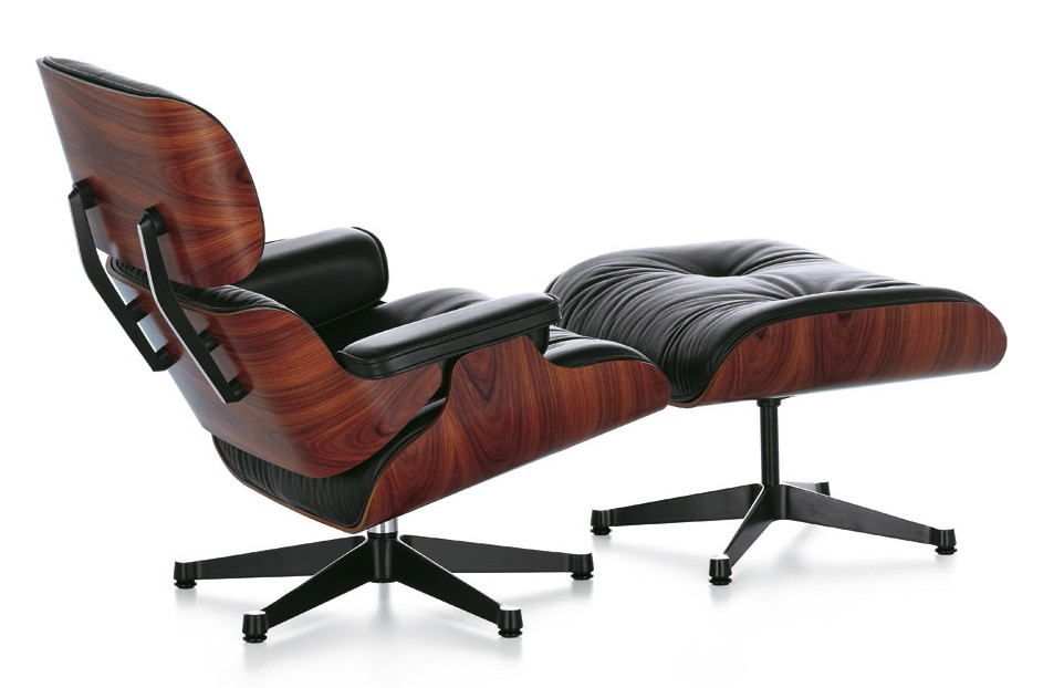 the classic vitra eames chair papillon interiors. Black Bedroom Furniture Sets. Home Design Ideas