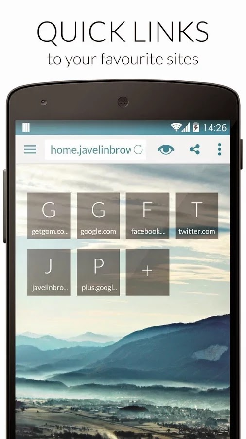 Javelin Browser Pro v4.1.3 Patched