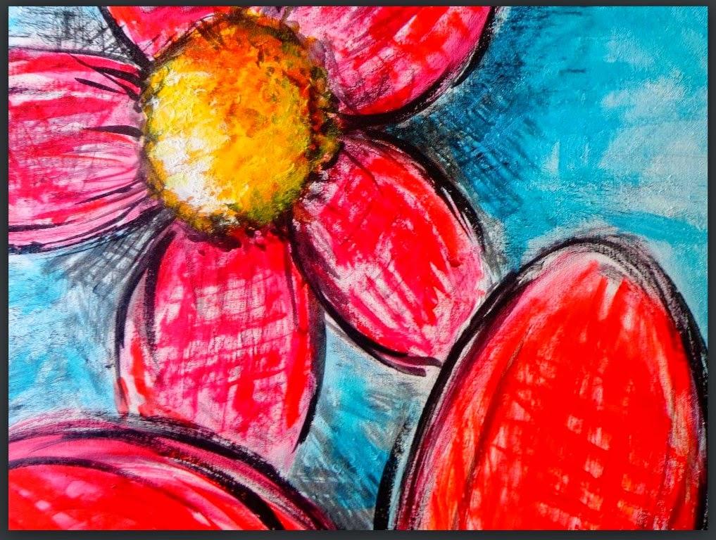 cuadro-flores-rojas-al-oleo