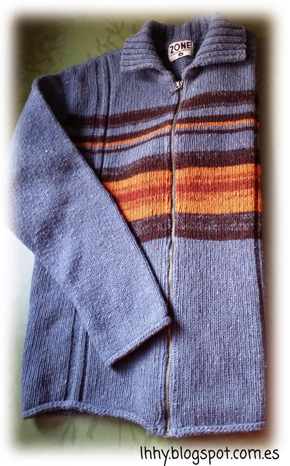 Lhhy lo he hecho yo mil maneras de reciclar un jersey - Reciclar restos de lana ...