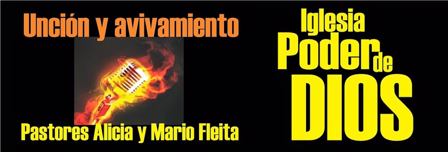 El Rhema del Día - Pastor Mario Fleita - Iglesia Poder de Dios Argentina