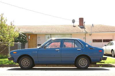 1979 Toyota Corolla Sedan.