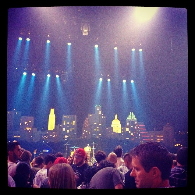 Thao & the Get Down Stay Down taping for Austin City Limits #austin #acltv #music
