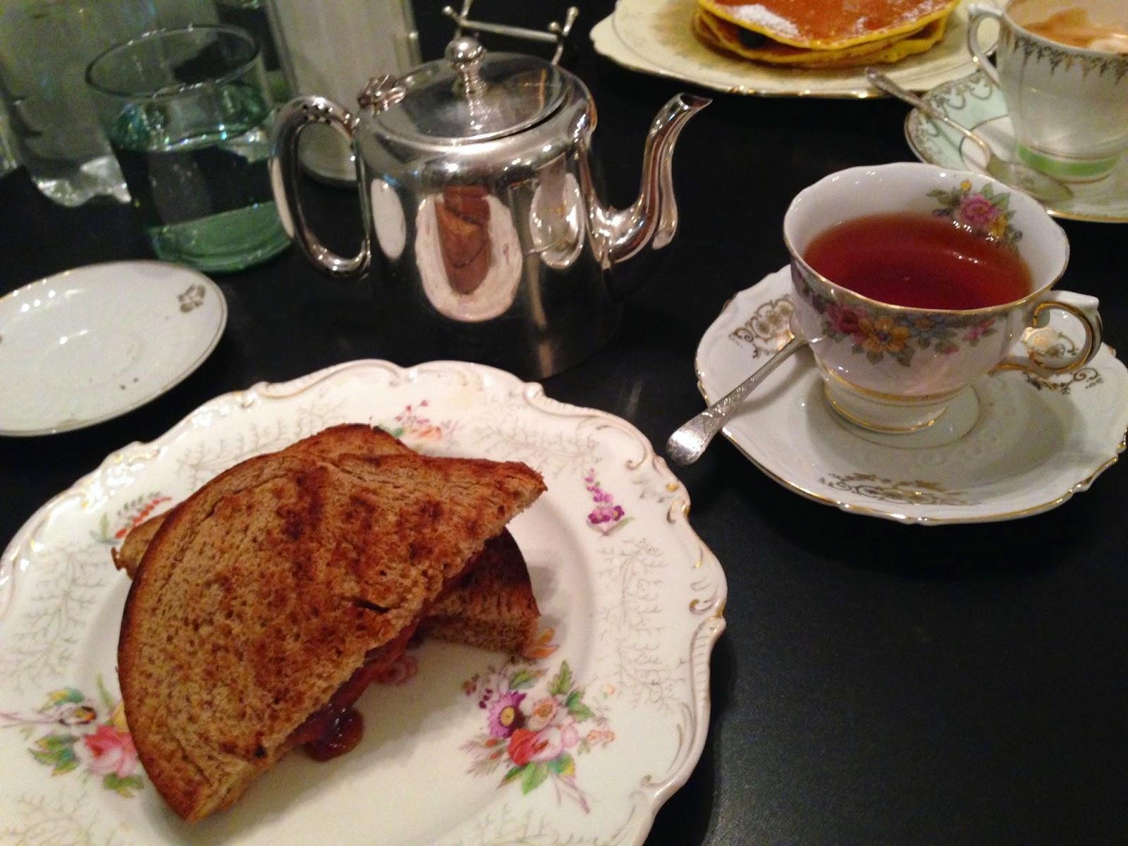 coromandel rome italy breakfast