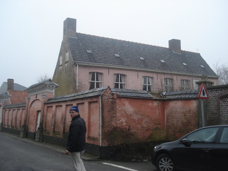 Peereboomhuis in Ledegem