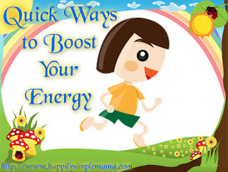 Quick Ways to Boost Your Energy