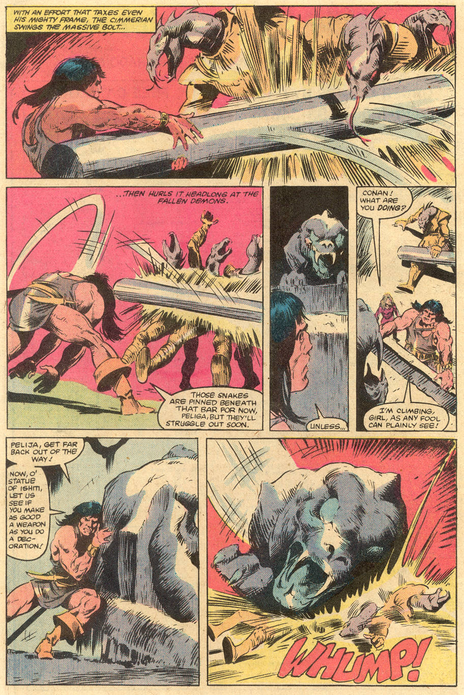 Conan the Barbarian (1970) Issue #138 #150 - English 15