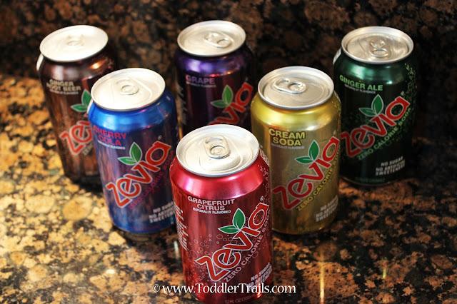 Toddler Trails - Orange County Kids Activities and Events: Zevia - A Zero Calorie Soda Giveaway @Zevia