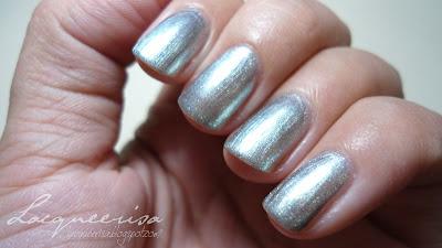 Nails Top Shop Mermaid - 2 Coats