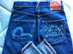 lovely evisu jeans size 28