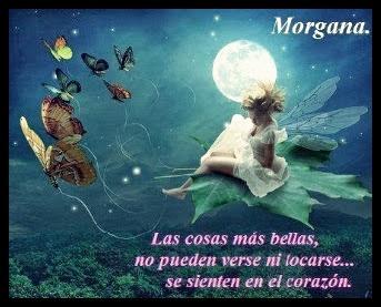De *Morgana*...