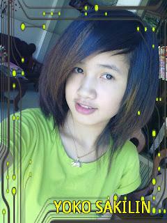 Youko Saki Lin Facebook Cute Girl Beautiful Photo Collection 11