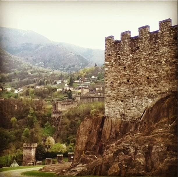 Castlegrande Bellinzona Switzerland