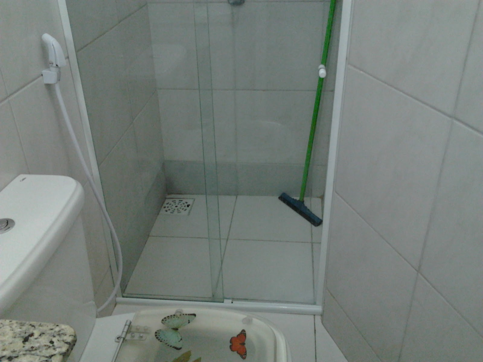 CRIATIVO VIDRAÇARIA : BOX DE VIDRO PARA BANHEIRO EM FORTALEZA #693723 1600x1200 Banheiro Container Fortaleza