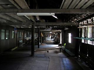 Kapit longhouse