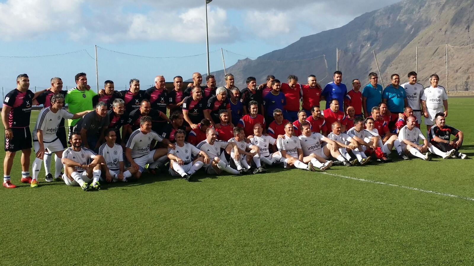 VCB-AJUTE-SALMOR (Vtnos Cantera R.Madrid y del CD Tenerife)