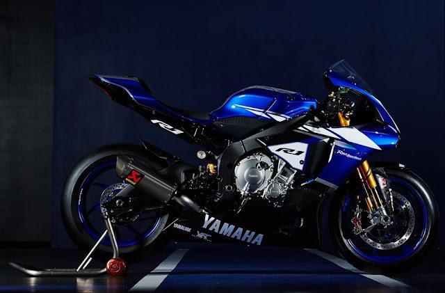 Yamaha akan kembali ke WSBK di tahun 2016 dengan Sylvain Guintoli dan Alex Lowes