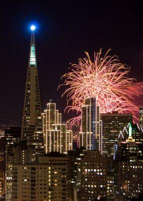 San Francisco New Years Eve