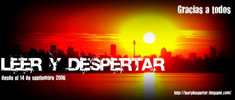 LEER Y DESPERTAR / 5 Años